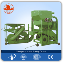 Groundnut Decorticator For High Capacity Combined Peanut Shell Removing Machine0086-13283896221
