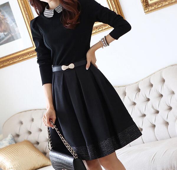 WQL1582 autumn dress 4