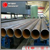 JCOE/LSAW steel pipe/ galvanized steel pipe sleeve