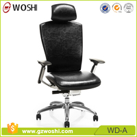 The new rotate and lifting leather fancy office chairs, high baher swivel office executive chair leather