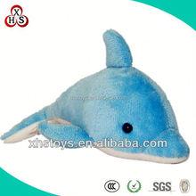 2014 Custom Cheap Stuffed Plush Purple Dolphin