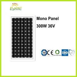High Power 275-315W Monocrystalline solar panels/small solar panels solar panel advertising