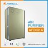 Portable ionizer ozone hunter air purifier
