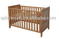 wooden baby cot(CO1100)