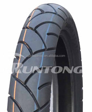 china high quality size 2.75-18 motorcycle tubeless tyre