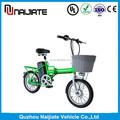 Bambini mini biciclette pieghevoli elettriche, produttore di porcellana con ce, 36v 10ah 250w en15194