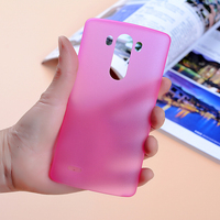 Ultra thin PP material Hard Cover Case for LG G3