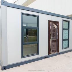 fast installation convenient raintight prefab timber home