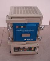 1200.C lab argon vacuum atmosphere furnace for sintering metal Cr ceramic