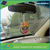 new design fruit scented magic tree paper air freshener for car
