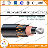 URD cable 15kv #2 cable price