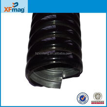 galvanized steel core waterproofing flexible pvc metal hose