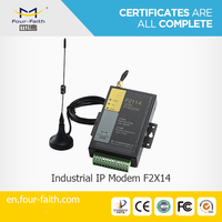 multi port GPRS Modem with external antenna & sim card slot support RJ45 & RS232/485 port for M2M application
