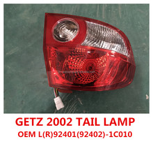 getz spare parts tail lamp for getz 2002 rear lamp back light getz accessories