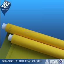 polyester monofilament silk screen 25-420 mesh count