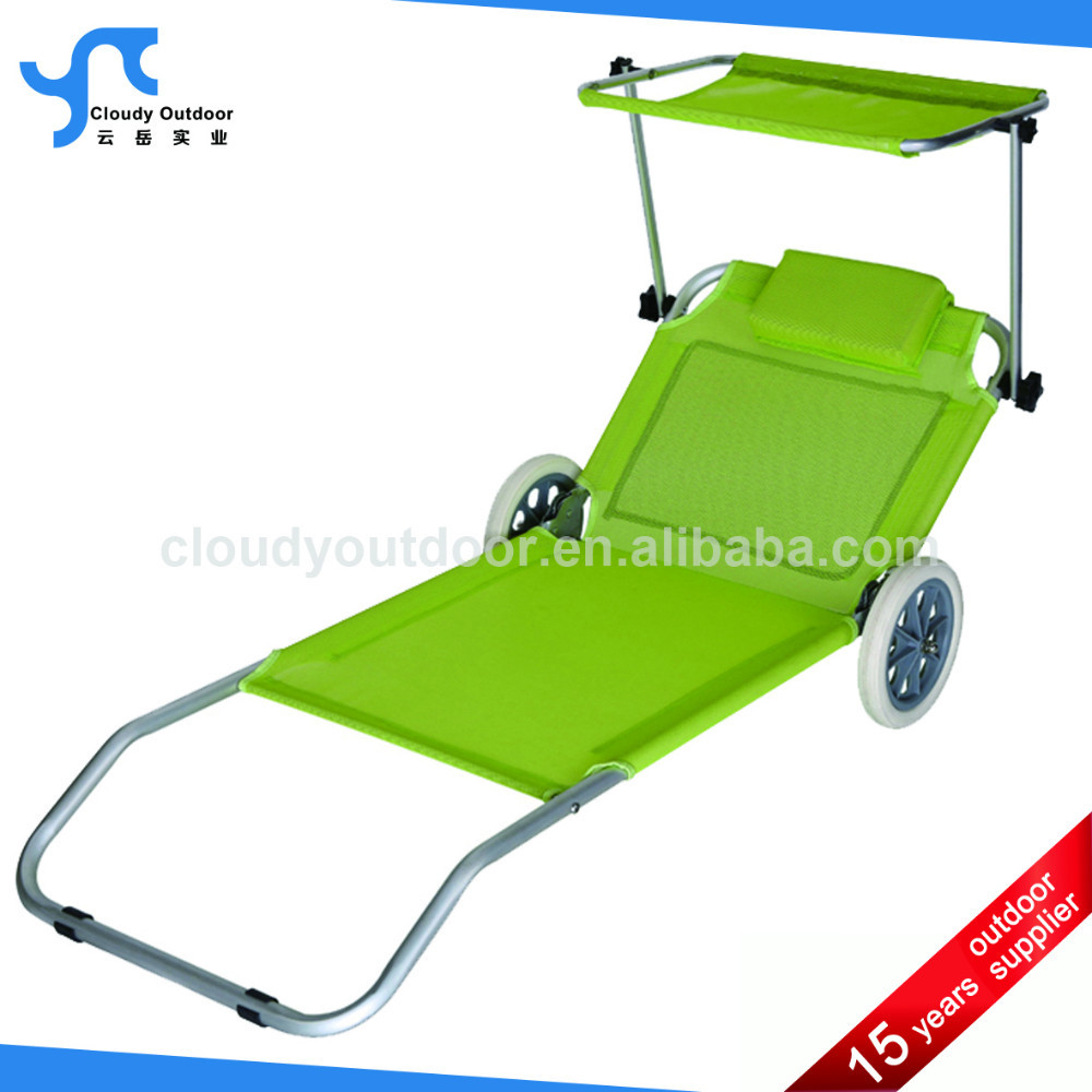 Aluminium folding beach chair foldable with wheels buy beach chair foldable with wheels good