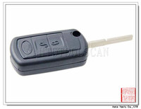 Factory price remote card for Land Rover 3 button remote control 433 Mhz with narrow blade (AK004002)