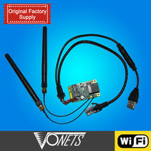 VONETS NEW MINI USB pci gsm module with 3g router