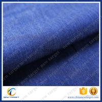100 cotton light weight denim fabric for shirt