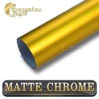 Excellent Vinyl Metallic Chrome Car Body Side Sticker Design