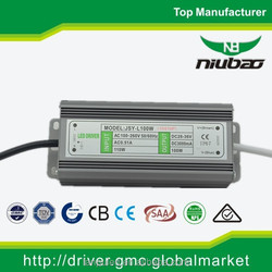 AC100-260V IP67 led power supply PF>0.55 80W for outdoor shenzhen led driver