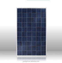 PV solar panel price with high efficiency