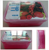wholesale kitchenware 4100ml pp food clip container surplus