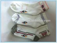 ladies' sports socks rider socks cotton sport