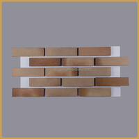 High temprature brick decoration wall panel