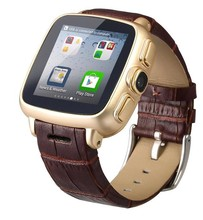 High quality 2015 smart watch phone support MP3/MP4/FM mobile phone mtk6572 android