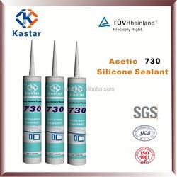 bottled acetoxy silicone sealant