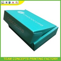 Custom paper shipping box printing