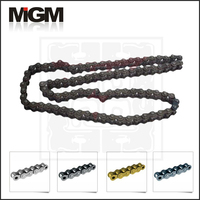 motorcycle chain link bracelet / best bajaj pulsar 180 motorcycle chain kit /motorcycle chain and sprocket sets