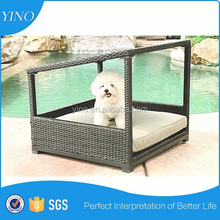 Cute Wicker Shelter Pet House/Pet Product of Pet House SF0067