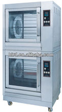Economical fold type rotary furnace roast chicken Electric rotisserie YXD-201(single tank )