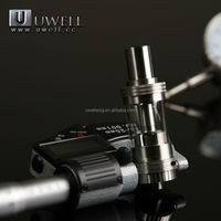 Russia Alibaba express refillable vaporizer Uwell Crown with fast delivery