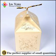 2015 popular Wholesale Romantic Wedding Favour Candy Boxes