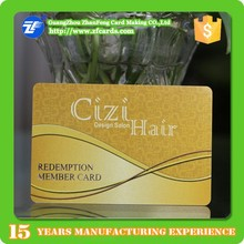 CMYK Printed Custom Point Card MIFARE(R) Classic 1K chip