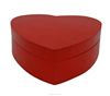 decorative wholesale promotional cheap customized color painting heart shape wooden make up box
