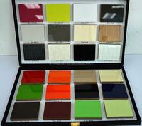 zh glossy laminates 18 mm uv mdf board