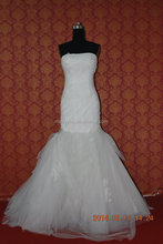 (MY0017) Alibaba (MY0016) (MY0017) Alibaba Fit And Flare Suzhou Wedding Dress Custom Made Factory