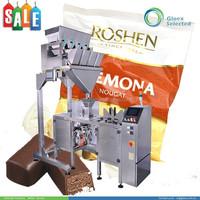 2015 High quality Linear Type plastic bag liquid filling sealing machine