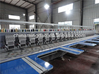 24 heads flat embroidery machine