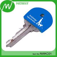 custom design silicone key cover