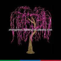 Extravagant led twig tree lights EMC 220V/24V 1.8m tourism scenic spot