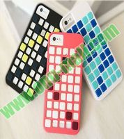 2014 New Arrival Grid Design Phone Case for Iphone 5 5S