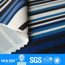 navy blue and white stripe fabric 92 polyester 8 spandex outdoor fabric