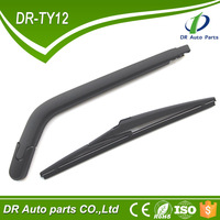 Factory Wholesale Low Price Rear Of Toyota Innova Windshield Rear Wiper Arm And Blade