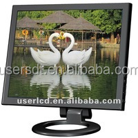 42 inch professional High quantity LCD monitor with High-definition MI DVI VGA Interface