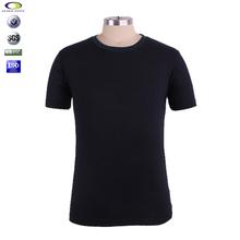 Custom unisex bulk blank t-shirts for promotion